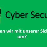 Bild Cyber Security Sicherheit