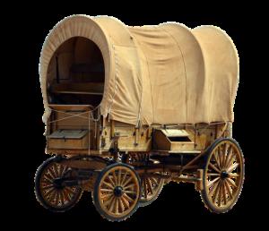 Gold Nugget Planwagen